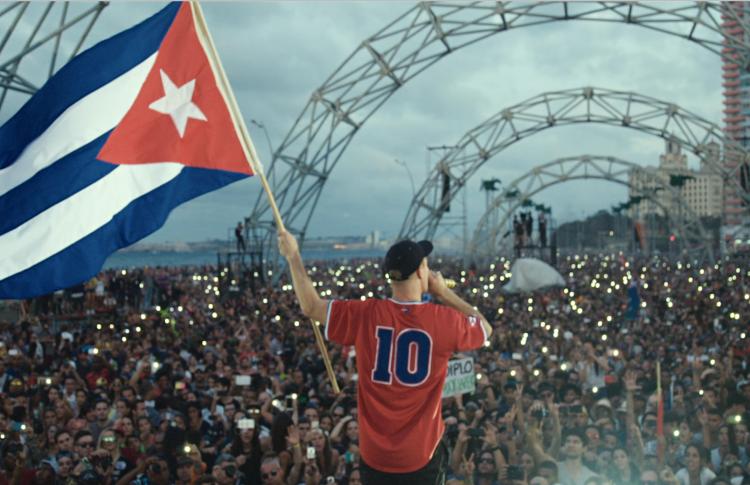 На Beat Film Festival пройдет российская премьера фильма «Дай мне будущее: Major Lazer на Кубе»