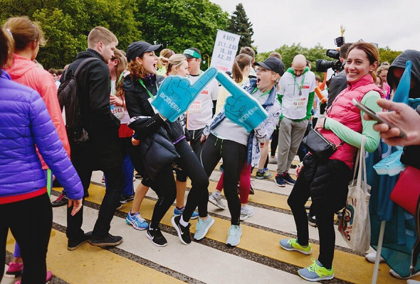 BIOTHERM стал партнером зелёного марафона «Бегущие сердца» - Фото №10