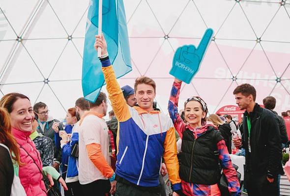 BIOTHERM стал партнером зелёного марафона «Бегущие сердца» - Фото №1