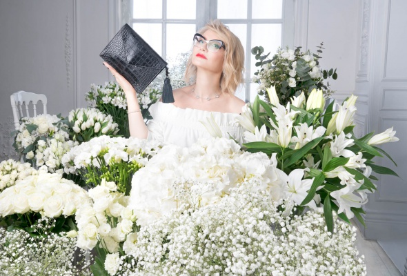Эвелина Хромченко и «Эконика» представили новую капсульную коллекцию обуви и аксессуаров - Фото №1