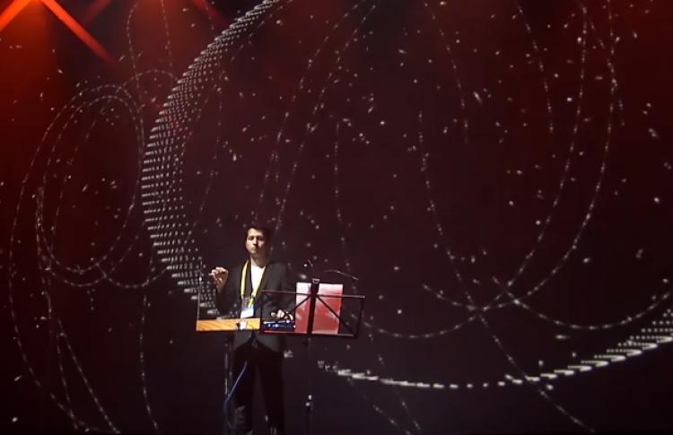 Камерный оркестр исполнил музыку, сочиненную нейросетью «Яндекса»