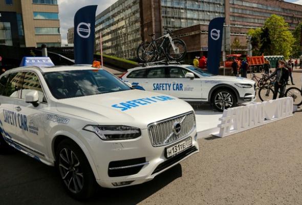 Около 40 тысяч велосипедистов оценили «умные» технологии безопасного движения от Volvo Car Russia - Фото №2