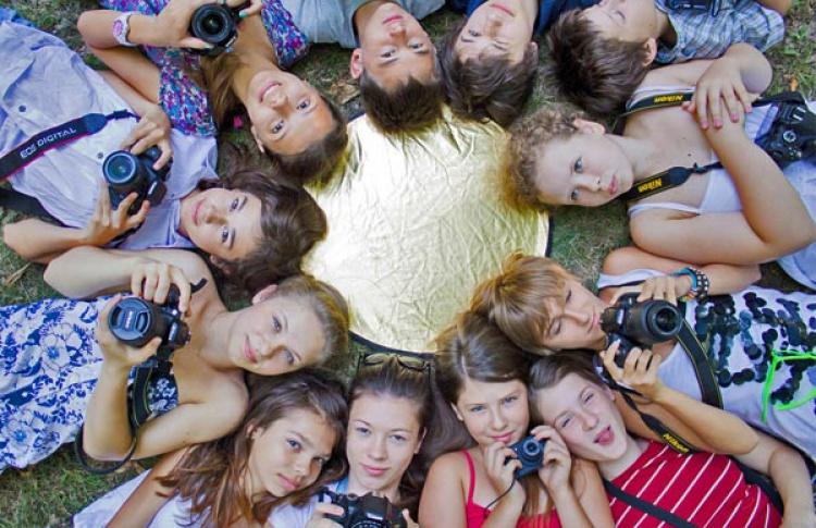 Тематический летний лагерь для детей «Искусство фотографии»