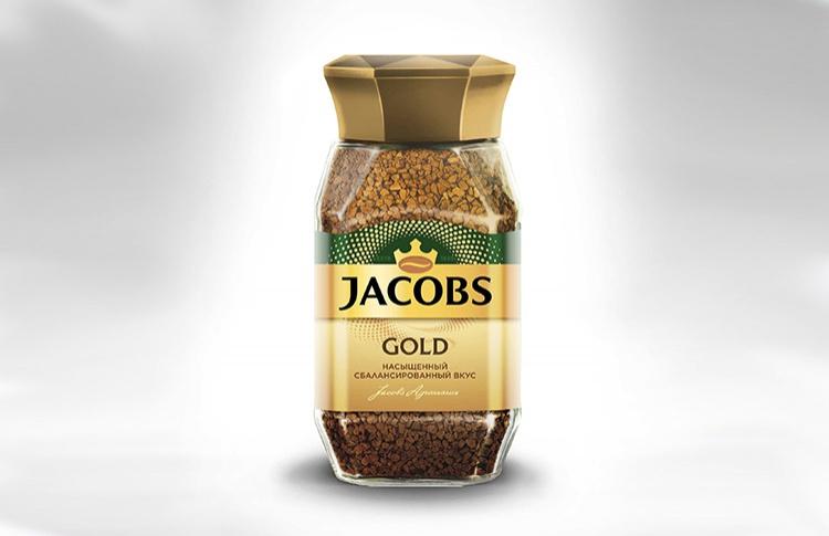 Золотой вкус от Jacobs