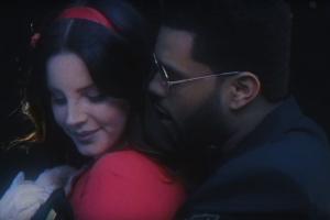 Лана Дель Рей и The Weeknd выпустили клип на песню «Lust For Life»