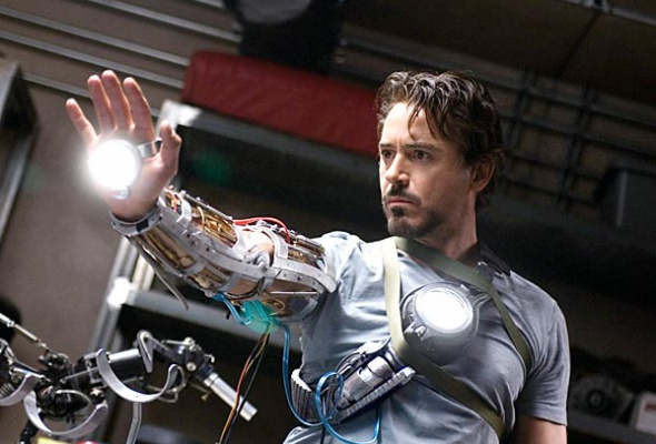 Железный человек - Фото №9