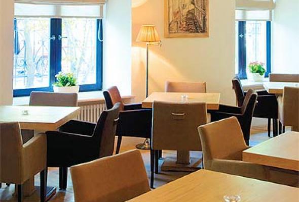 Кафе на Малой Бронной - Фото №0