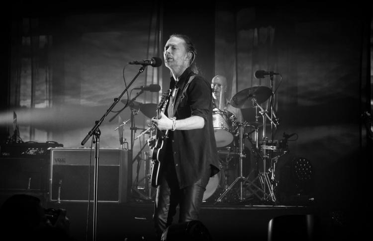 Radiohead выпустили видео на неизданную песню с «OK Computer»
