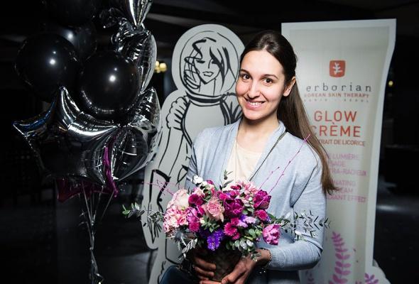 Культовый корейско-французский бренд Erborian запустил долгожданную новинку Glow-крем для лица в Московском Планетарии! - Фото №8