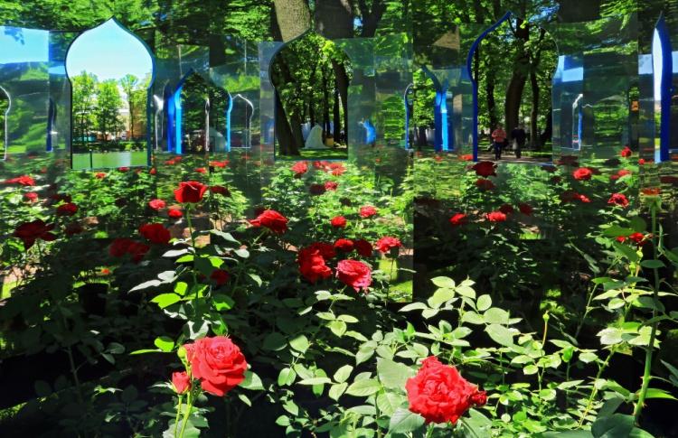 Фестиваль садово-паркового искусства «Императорские сады России» в этом году посвящен авангарду