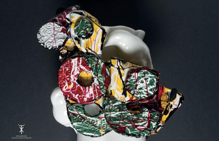 Выставка украшений Тины Хмельницкой «Дизайн. Ювелирных. Форм»