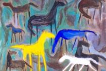 Выставка «Звездный дождь над Калахари»
