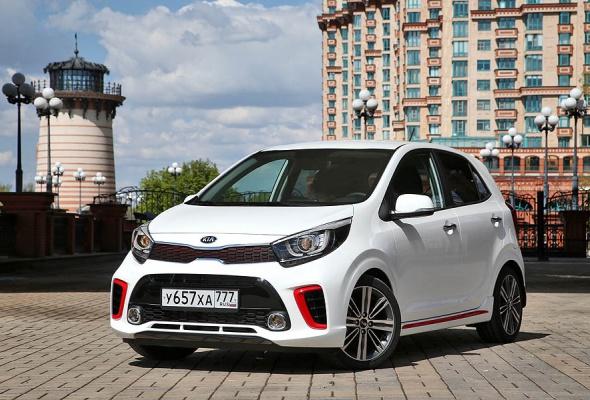 В России стартовали продажи KIA Picanto нового поколения - Фото №3