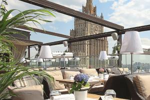 12 лучших летних веранд Москвы