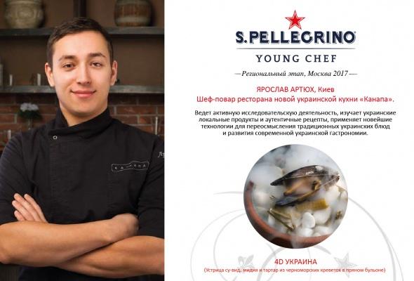 Объявлен список полуфиналистов регионального этапа конкурса S. Pellegrino Young Chef 2018 - Фото №9