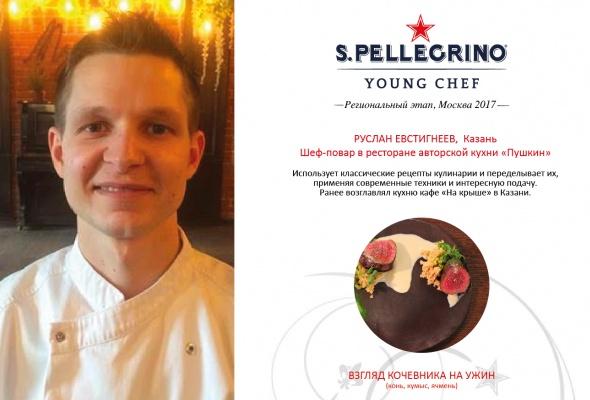 Объявлен список полуфиналистов регионального этапа конкурса S. Pellegrino Young Chef 2018 - Фото №7