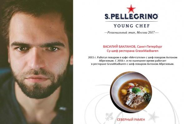 Объявлен список полуфиналистов регионального этапа конкурса S. Pellegrino Young Chef 2018 - Фото №4