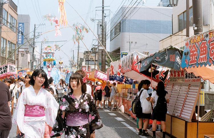 В середине июля в «Гараже» пройдет фестиваль японской культуры J-FEST