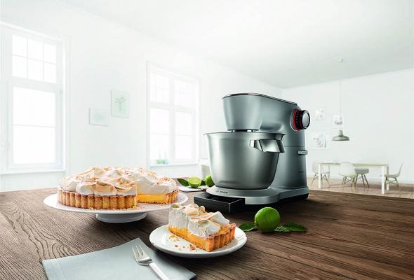 Bosch представляет флагманскую кухонную машину OptiMUM - Фото №3
