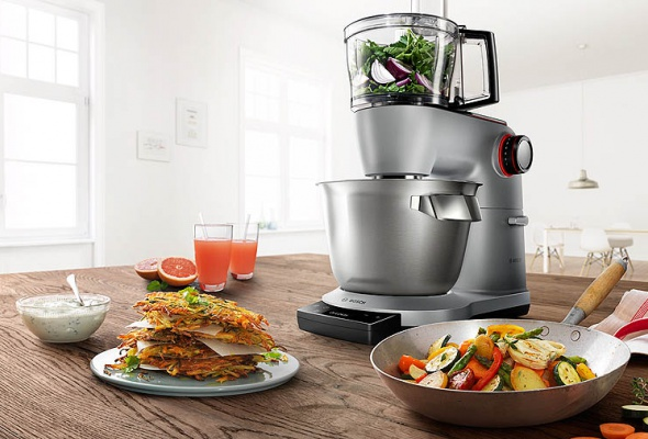 Bosch представляет флагманскую кухонную машину OptiMUM - Фото №2