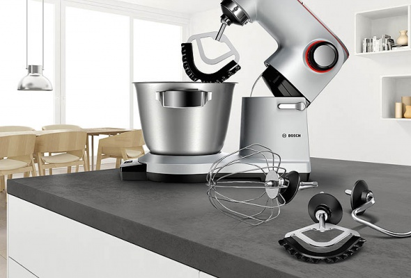 Bosch представляет флагманскую кухонную машину OptiMUM - Фото №1