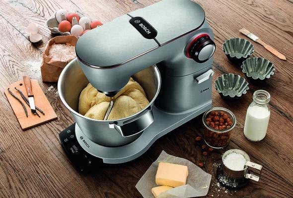 Bosch представляет флагманскую кухонную машину OptiMUM - Фото №0
