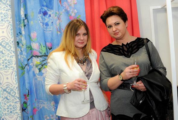 Открытие официального шоу-рума Designers Guild и Christian Lacroix - Фото №2
