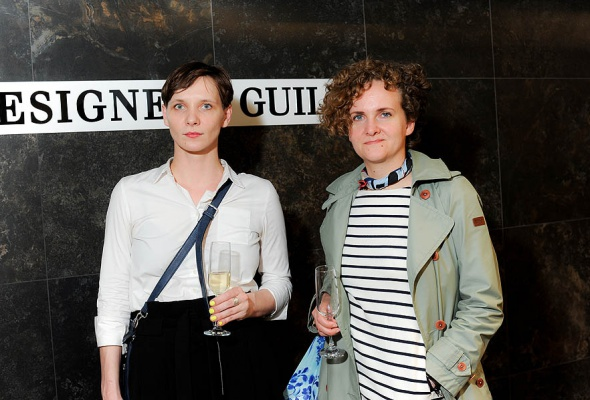 Открытие официального шоу-рума Designers Guild и Christian Lacroix - Фото №1