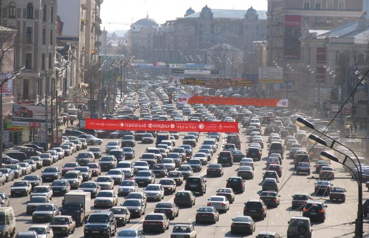 В центре Москвы ограничат движение с 9 по 12 июня