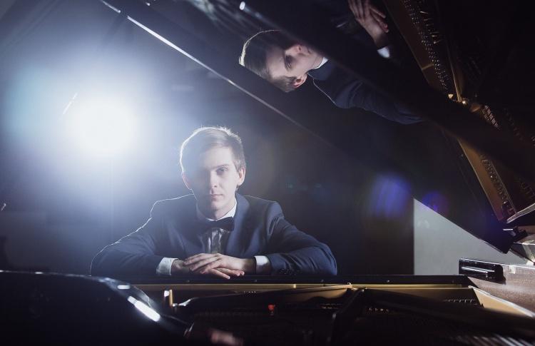 Фортепианный концерт под открытым небом