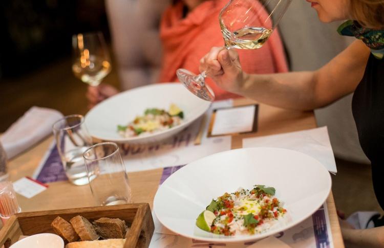 Винный ужин Villa Sandi