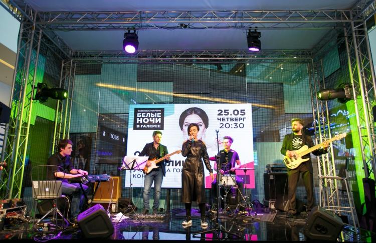 Культурный шопинг: в Галерее завершился фестиваль искусств «Белые ночи»