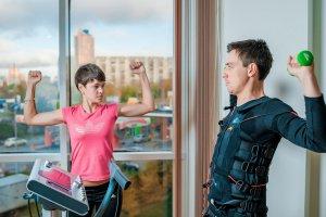 Ты просто космос: что такое EMS-тренировки и кому они нужны?