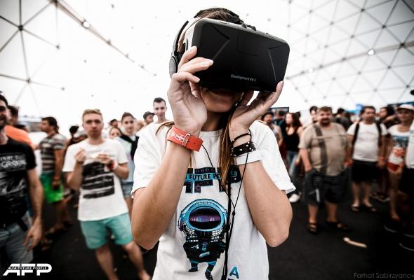 Зона технологий на Alfa Future People - Фото №2
