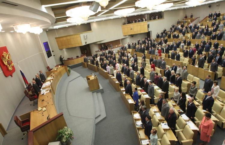 Госдума приняла закон о запрете анонимности в мессенджерах в первом чтении