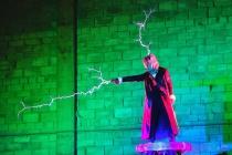 Hi-tech шоу-спектакль «Тесла. Ожившие иллюзии»