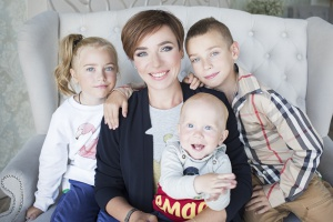 Тутта Ларсен: я против раннего развития ребенка