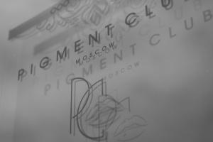 Открытие  Pigment Club