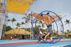 Club Med CREACTIVEby CirqueDuSoleil впервые на европейском курорте