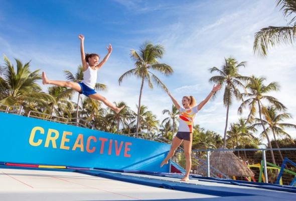 Club Med CREACTIVEby CirqueDuSoleil впервые на европейском курорте - Фото №7