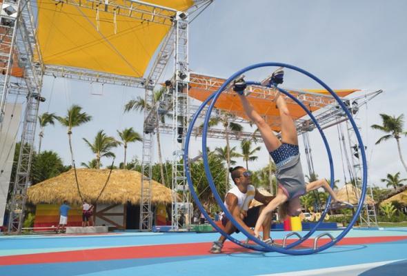 Club Med CREACTIVEby CirqueDuSoleil впервые на европейском курорте - Фото №0