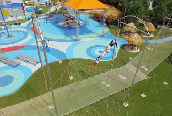 Club Med CREACTIVEby CirqueDuSoleil впервые на европейском курорте - Фото №1