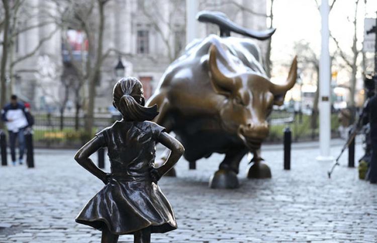 Гран-при «Каннских львов» получили скульптура «Бесстрашная девочка» и мем «Познакомьтесь с Грэмом»