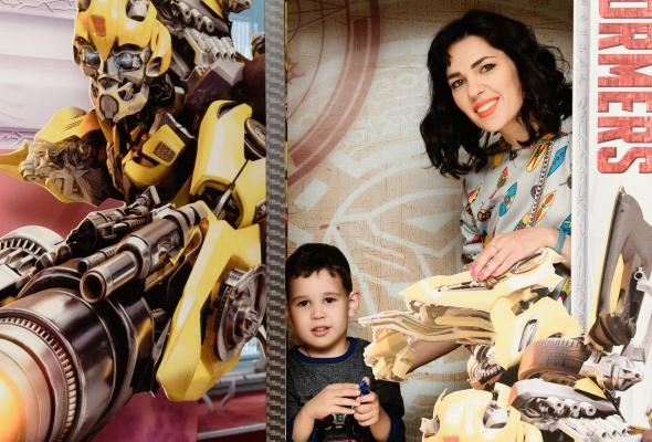 Премьера блокбастера «Трансформеры. Последний рыцарь» и презентация одноименной линейки игрушек  - Фото №6