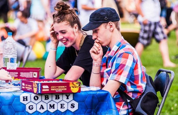 Hobby Games предлагает сыграть в популярные игры на «Дикой Мяте 2017»