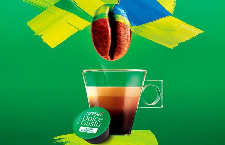 Попробуйте Бразилию на вкус с новыми капсулами NESCAFÉ Dolce Gusto!
