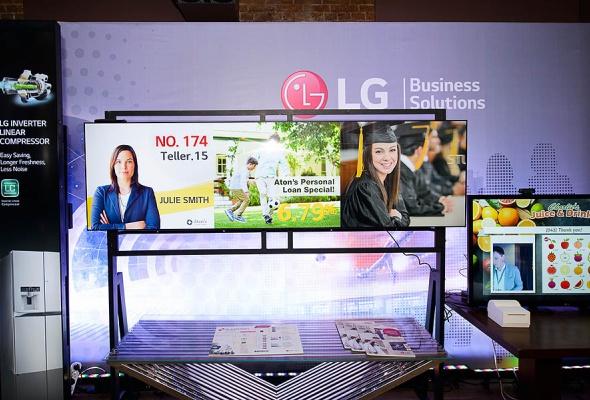 Презентация профессиональных панелей LG: широкие возможности для бизнеса - Фото №7