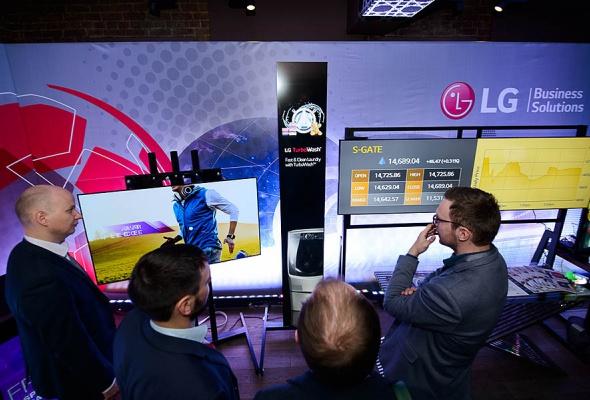 Презентация профессиональных панелей LG: широкие возможности для бизнеса - Фото №6