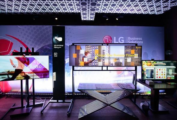 Презентация профессиональных панелей LG: широкие возможности для бизнеса - Фото №0