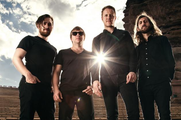 Imagine Dragons выпустили новый альбом «Evolve»
